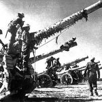 1st artillery gun for the Indian army after independence