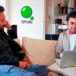 A. R. Rahman and Shekhar Kapoor, founder of Qyuki