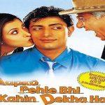 Aapko Pehle Bhi Kahin Dekha hai poster