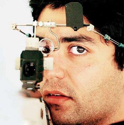 Abhinav Bindra Shooting