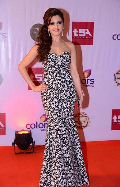 Actress Monica Bedi