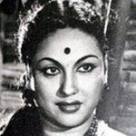 Actress Rekha mother Pushpavalli
