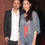 Satyadeep Mishra with Aditi Rao Hydari