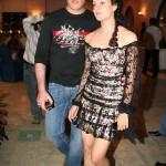 Aditya Pancholi with  Kangana Ranaut