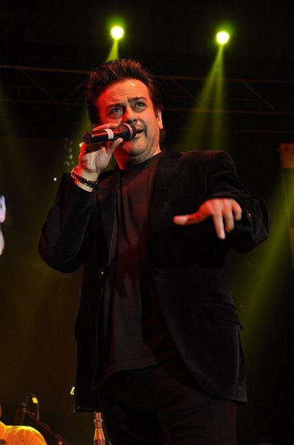 Adnan Sami singing