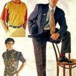 Adnan Siddiqui in modelling days
