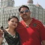Aishwarya Khare's Parents