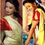 Aishwarya Rai as doll