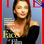 Aishwarya Rai covergirl of TIME magazine in 2003