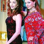 Aishwarya Rai wax statue in London Madame Tussauds