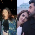 Aishwarya Rai with Ranbir Kapoor then and now