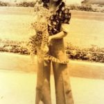 Ajay Devgan childhood photo
