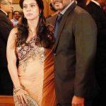 Kajol with her husband Ajay Devgan