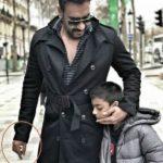 Ajay Devgn Smoking