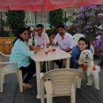 Aksha Pardasany family