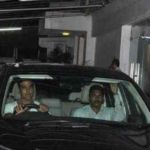 Akshay Kumar In His Car Honda CR-V