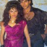 Akshay Kumar With His Ex-Girlfriend Ayesha