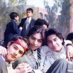 Ali Zafar in younger days
