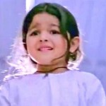 Alia Bhatt in the film Sangharsh