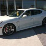 Alicia Keys car Porshe