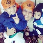 aman-jot-with-her-sons