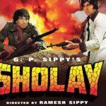 Amitabh Bachchan in Sholay