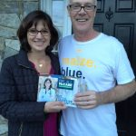 Andrew G. McCabe with his Wife