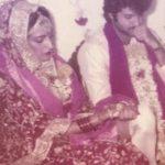 Anil Kapoor And Sunita's Wedding Picture