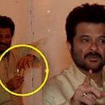 Anil Kapoor Drinking