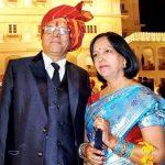 Anirudh Dave parents