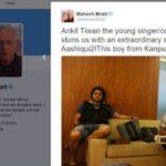 Ankit Tiwari praised by Mahesh Bhatt