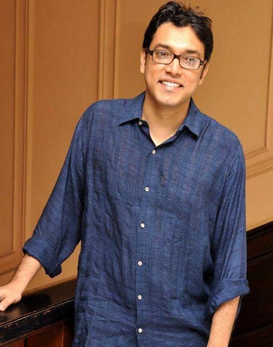 Anupam Roy musician singer