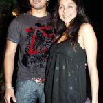 Anusha Dandekar with Rannvijay Singh