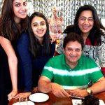 Anushka Ranjan Family