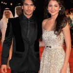 Ranveer Singh with Ex-girlfriend Anushka Sharma