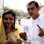 Prateek with his wife Aparna