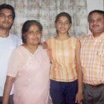 archana-kavi-childhood-with-her-family