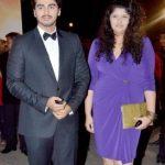 Arjun Kapoor with his sister Anshula Kapoor