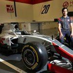 Arjun Maini Haas F1