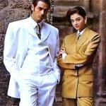 Arjun Rampal in his modelling days