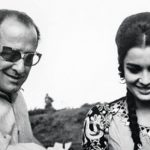 Asha Parekh with Nasir Hussain