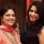 Ashima With Her Mother