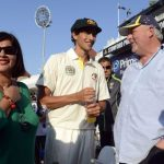 Ashton Agar parents