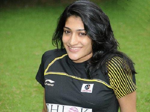 Ashwini Ponnappa Profile