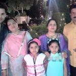 ather-habib-with-his-family