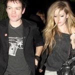 Avril and her ex-husband Deryck Whibley