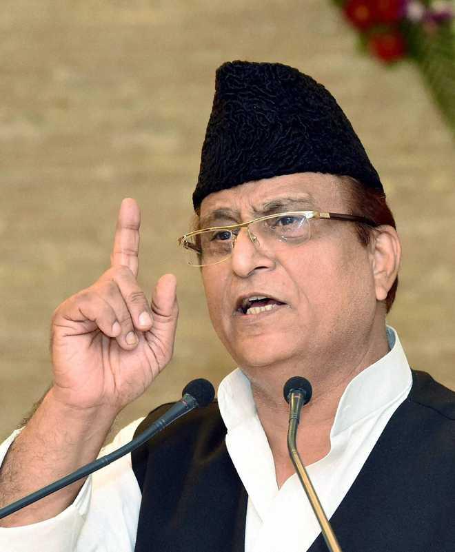 Azam Khan Speech