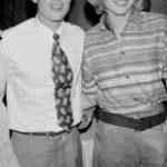 Bard Pitt with Geena Davis