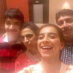 Benafsha Soonawalla family