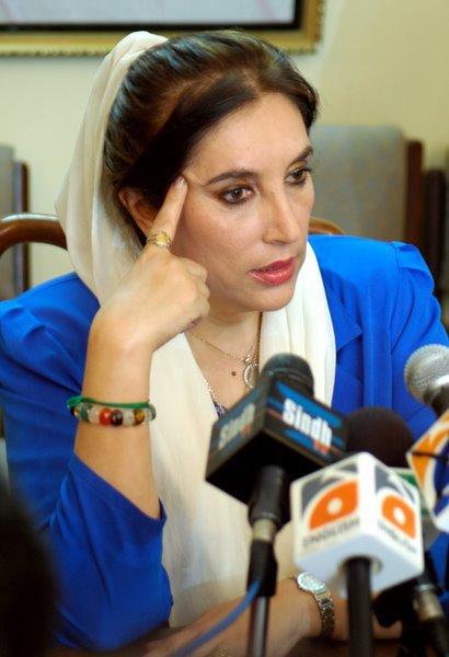 Benazir Bhutto Pakistani politician